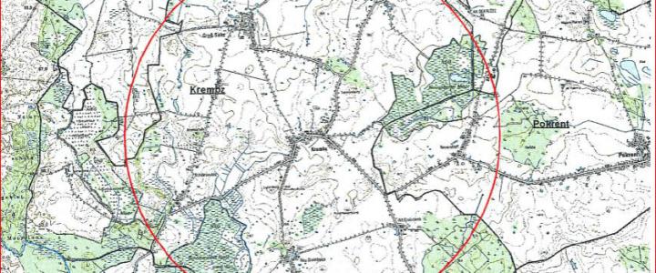 Nordwestmecklenburg: AFB-Sperrbezirk Krembz