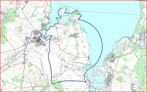 Mecklenburgische Seenplatte: AFB-Sperrbezirk Röbel